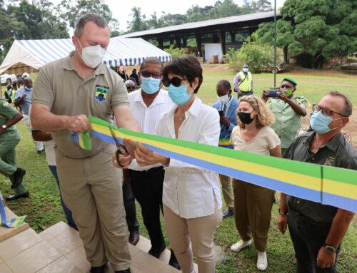 Communiqué de presse: Inauguration de la Fondation Lékédi Biodiversité de Bakoumba