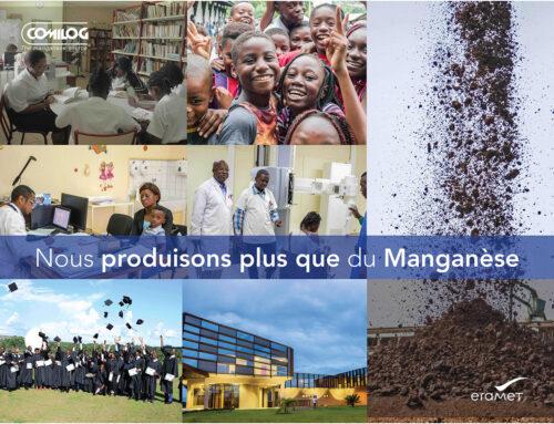 Communiqué de presse: Eramet, partenaire du Sommet Africain sur l'Engagement Sociétal